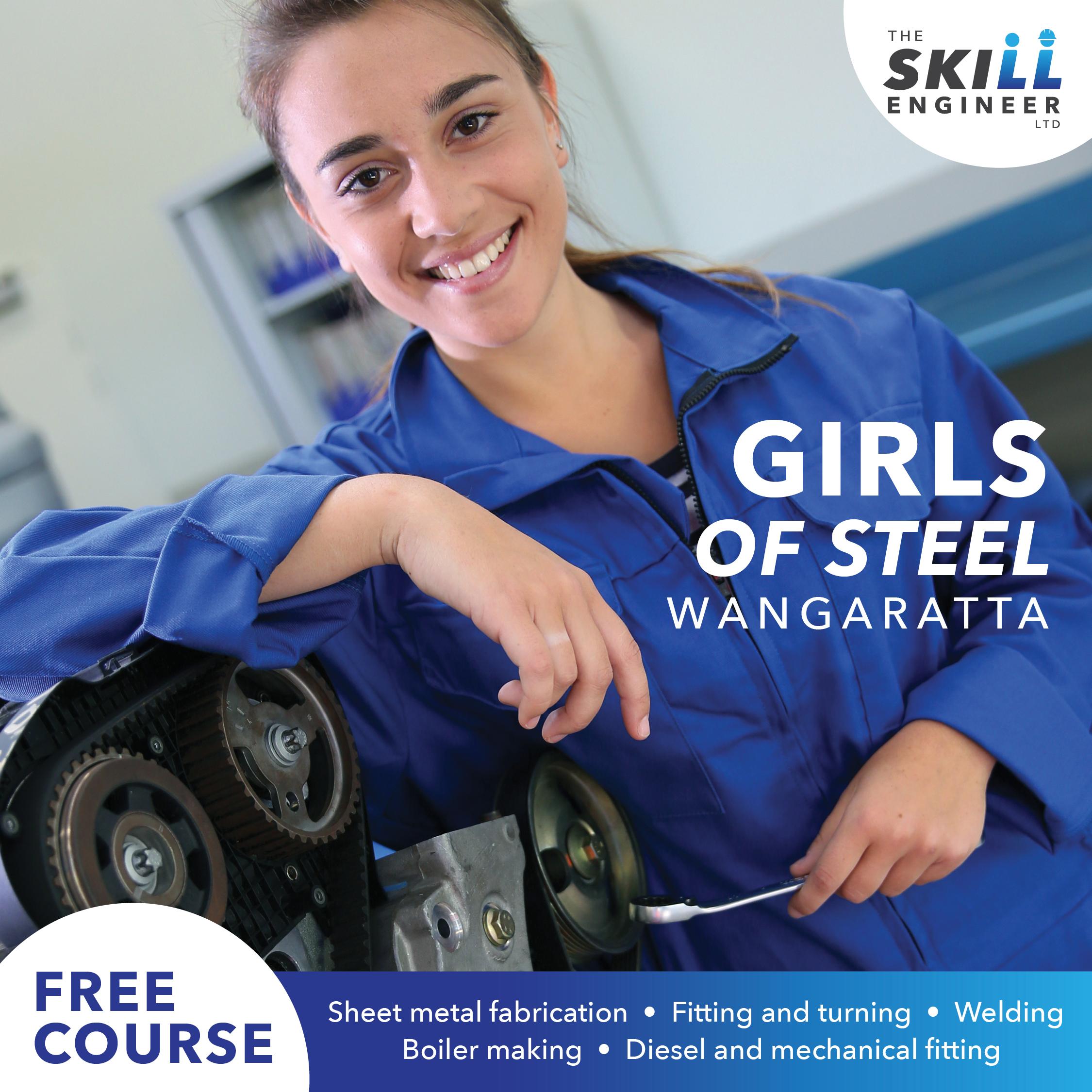 Evero Wangaratta Girls of Steel